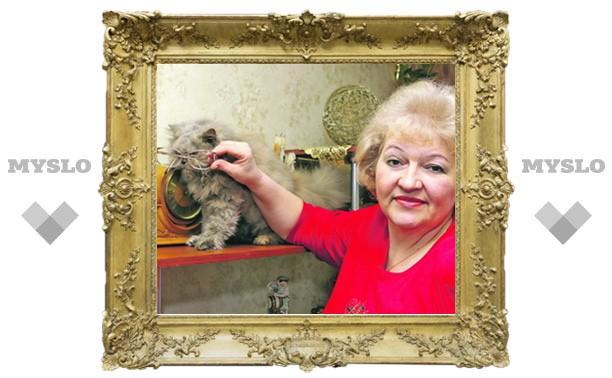 Пожилой кошке – особый уход