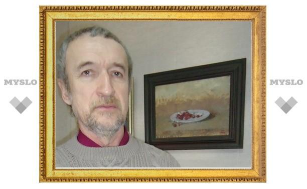 Состоялось открытие выставки художника Владимира Голубова