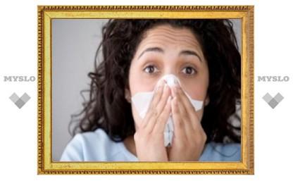 В Туле выявлены случаи заболевания свиным гриппом