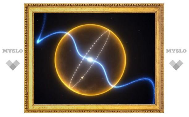 В космосе нашли алмаз в 10 квинтиллионов карат