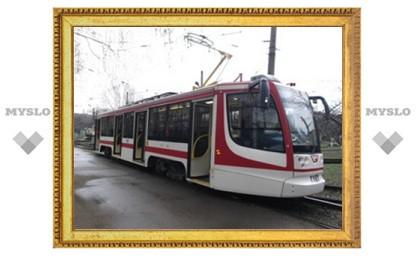 Тула закупит 39 низкопольных трамваев