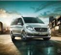 В Туле прошла презентация Mercedes-Benz V-Класс