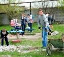 В Туле победители конкурса на лучший субботник получат в свой двор детскую площадку