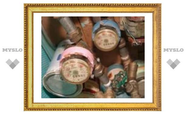 Тулякам сделали перерасчет за воду незаконно