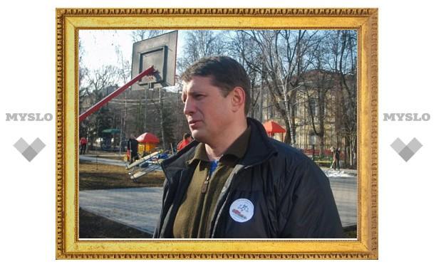 Мэр Тулы Евгений Авилов убрался в психоневрологической больнице