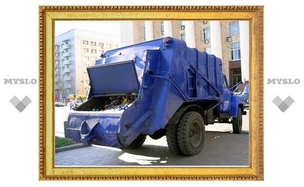 Тула выложит за мусоровоз более двух миллионов рублей