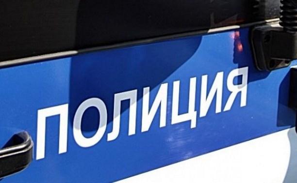 В Кимовском районе задержан подозреваемый в краже скутера