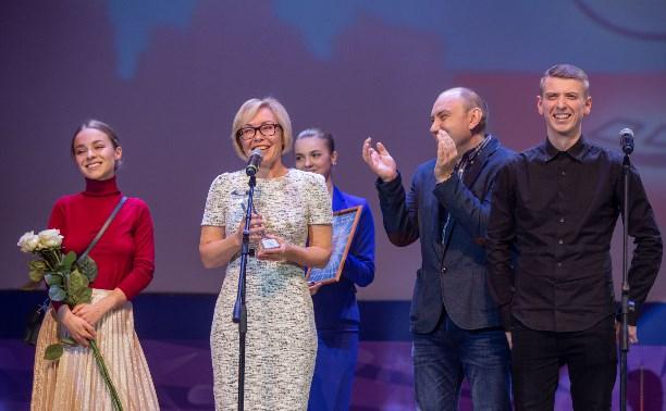 «Слобода» вручила приз кинофестиваля «Улыбнись, Россия!» сериалу «Полицейский с Рублевки»