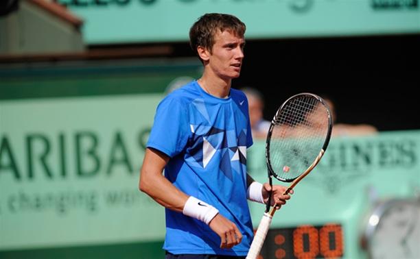Тульский теннисист добился первого успеха в миксте