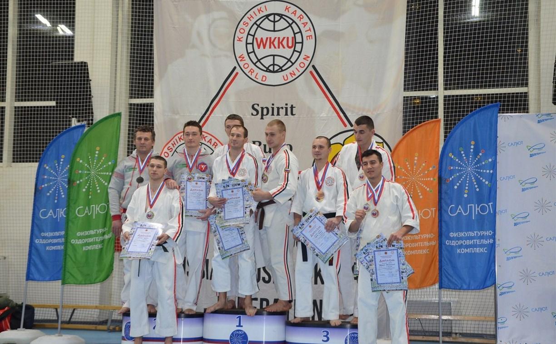 Тульские каратисты привезли 25 медалей с чемпионата России