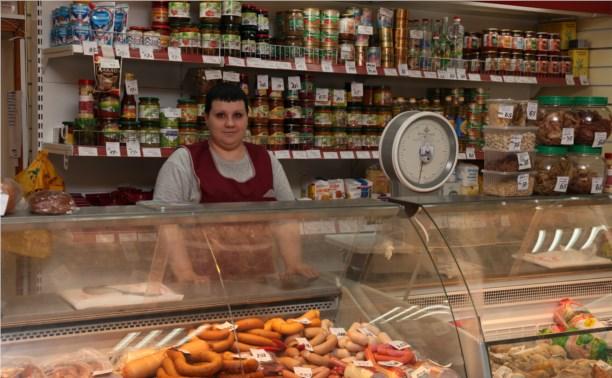Тульская область на 7-8 месте среди городов ЦФО по росту цен