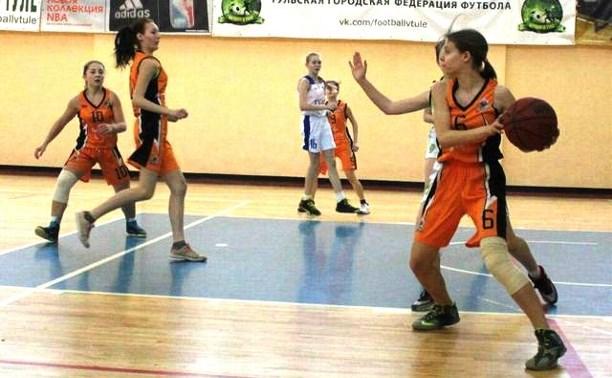 2 октября стартует Чемпионат женской баскетбольной лиги Тульской области