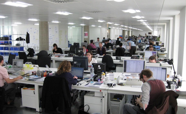 Работодателей обязали сделать служебные помещения теплее