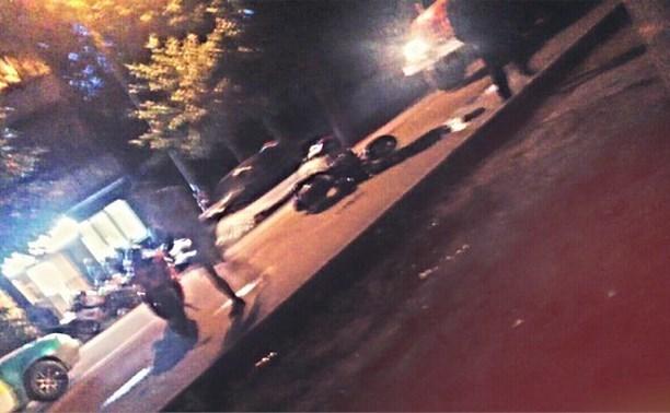 Тульские следователи ищут очевидцев июльского ДТП рядом с кафе «Лимон»
