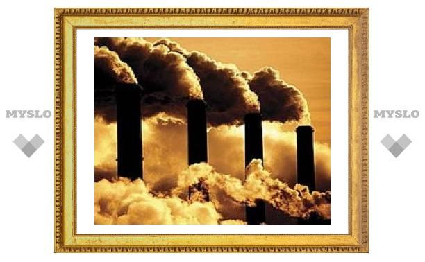 """Определен """"углеродный бюджет"""" человечества"""