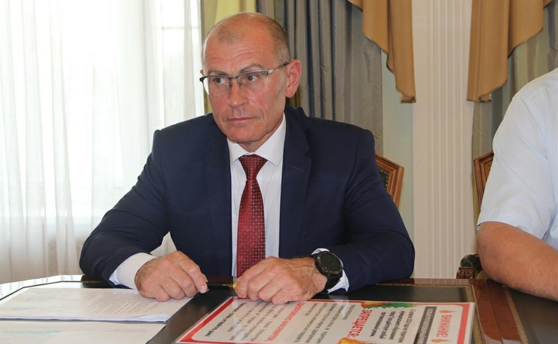 Юрий Тимонин ушел с поста первого заместителя главы тульской администрации
