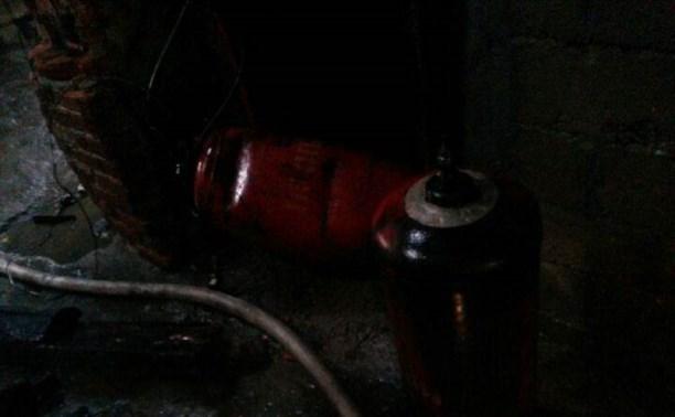 Причиной взрыва в Алексине стало нарушение техники безопасности