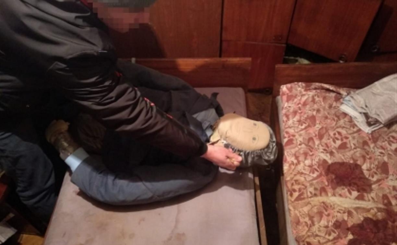 Житель Тульской области убил знакомого отверткой
