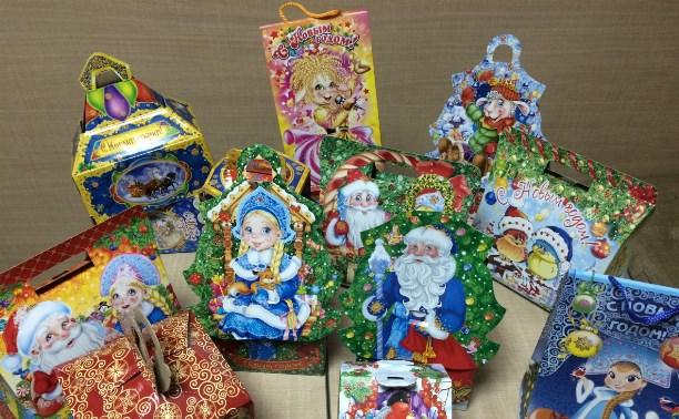 Роспотребнадзор просит туляков сообщать о некачественных новогодних подарках