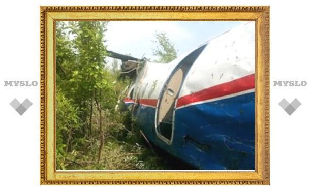 По факту жесткой посадки АН-24 возбудили уголовное дело
