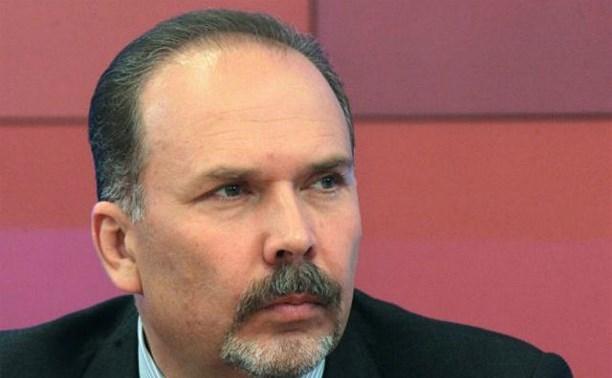 В Туле глава Минстроя России Михаил Мень посетил строительную площадку ЖК «Парус»