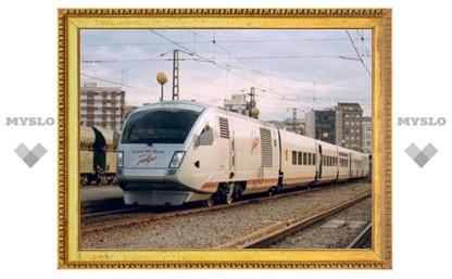 РЖД запустит в Сочи испанские высокоскоростные поезда