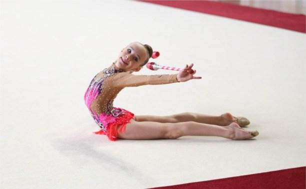 Тульские гимнастки завоевали медали на первенстве в Московской области