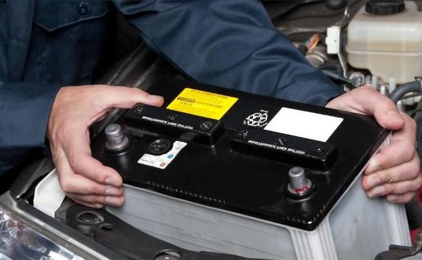 В Туле задержан сотрудник службы эвакуации автомобилей, воровавший аккумуляторы