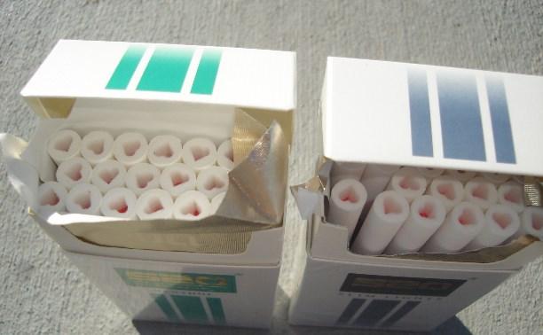 Сигареты с ментолом могут попасть под запрет