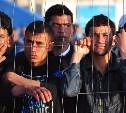 В ходе полицейского рейда в Туле задержано более 100 нелегалов