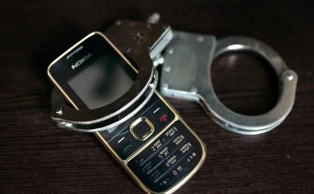 Житель Донского осуждён за кражу мобильного телефона и фонарика