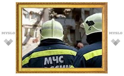 Заместитель Шойгу встретился с тульскими пожарными