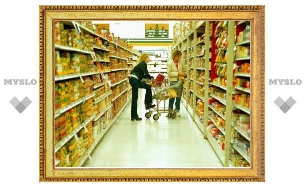 В магазинах под Тулой могут продавать опасные грибы