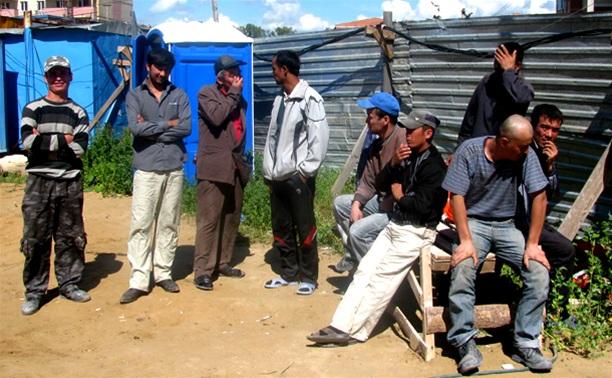 В Ленинском районе на стройке незаконно трудились эмигранты