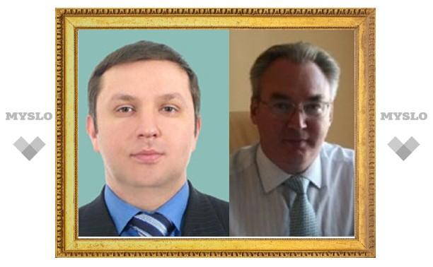 Михаил Иванцов поручил Андрею Стукалову руководство на один день