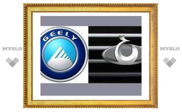 Geely выбрала новый логотип