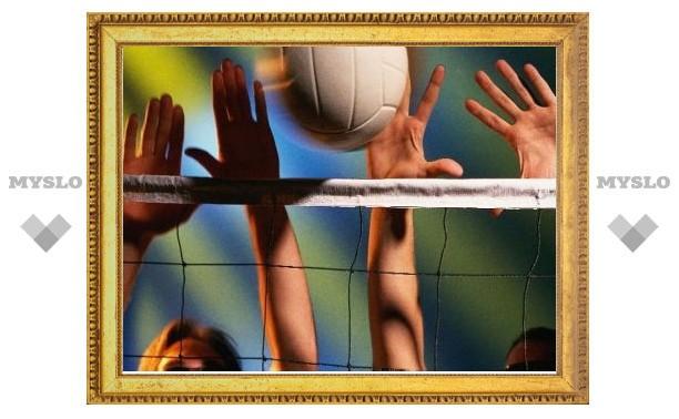 Волейболистки «Новомосковочки» продолжили свою победную серию