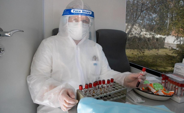 В Тульской области за сутки зарегистрировано 107 новых случаев коронавируса