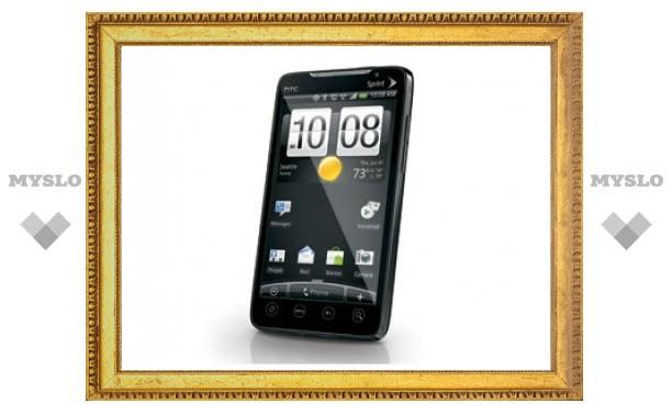 Смартфоны HTC EVO 4G полностью распроданы
