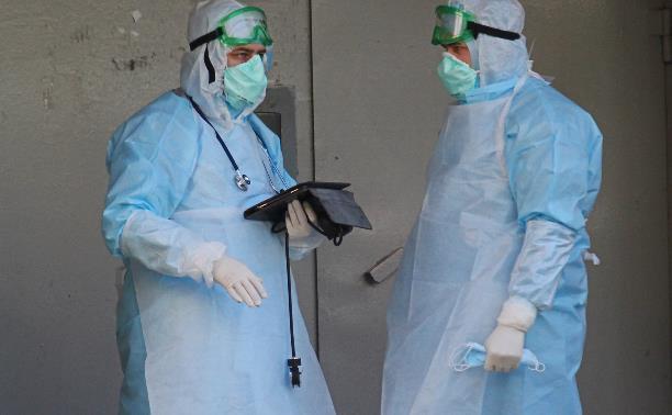 В России побит очередной рекорд по количеству случаев заражения коронавирусом за сутки