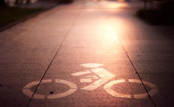 Когда в тульском парке сделают велодорожки