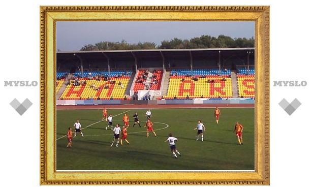 Тульский «Арсенал» победил воронежский «Факел-м»