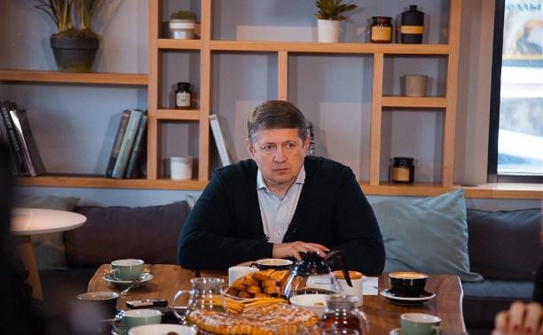 Евгений Авилов: «Я лично каждое утро слежу за пробками в центре Тулы»