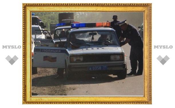 В Тульской области грузовик протаранил междугороднюю маршрутку