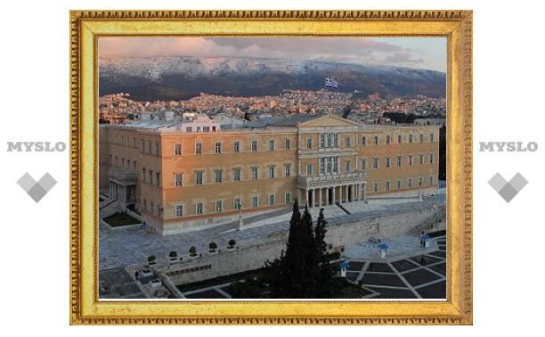 Парламент Греции одобрил повышение налогов