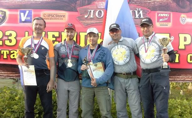 Максим Скопин – лучший стрелок в России из короткоствольного оружия