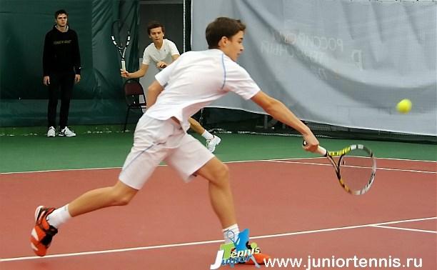 Тульский теннисист вышел в финал международного турнира