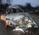 В аварии под Плавском пострадал мужчина