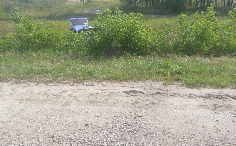 В Тульской области «Шкода Фабия» врезалась в «девятку»