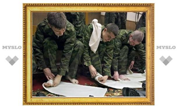 """Депутат Тульской областной Думы написал """"Балладу о портянке"""""""